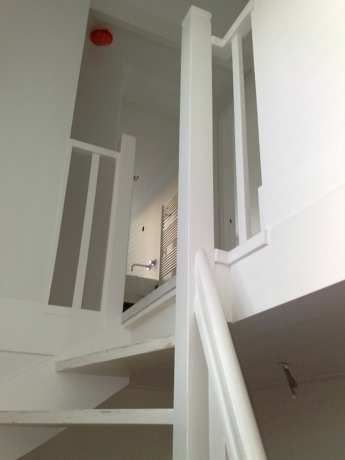 Timmerwerk,trappen op maat