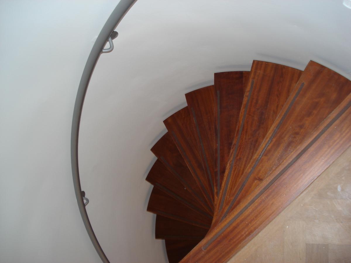 Prappen en traptreden